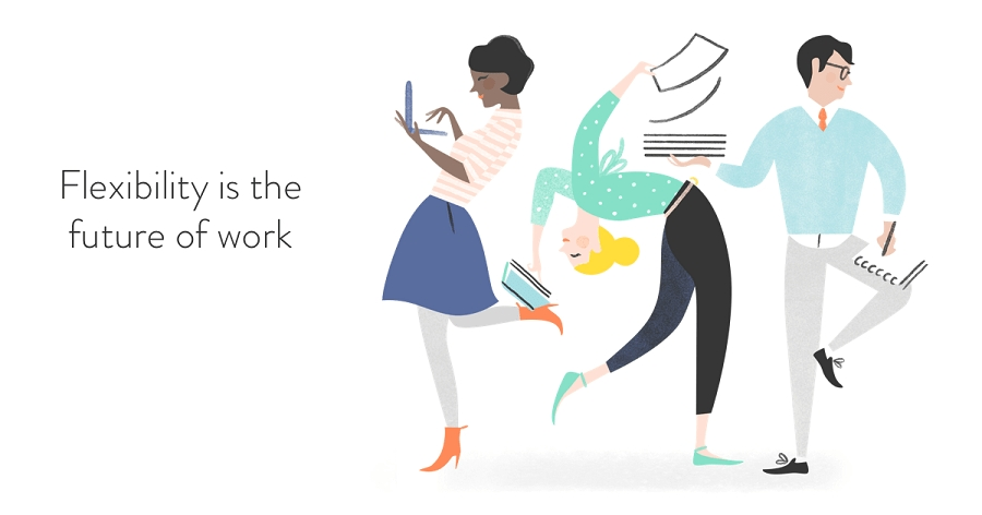 Flexibility is the future of work